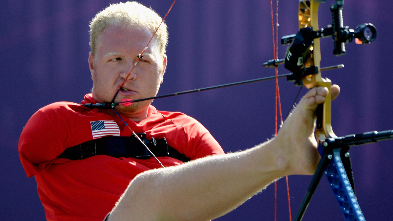 Olympic Archery Bow